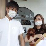 4/12生お迎え子犬紹介 大分から