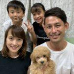 8/23(日)子犬お迎え写真・・・喜びいっぱい笑顔